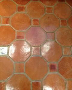 Terracotta floor cleaners