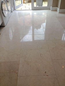 Marble floor polishing Virigina Water, Surrey