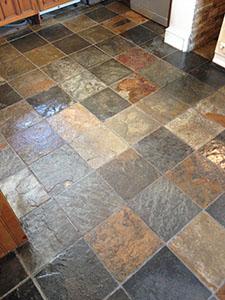 Slate Floor Cleaners